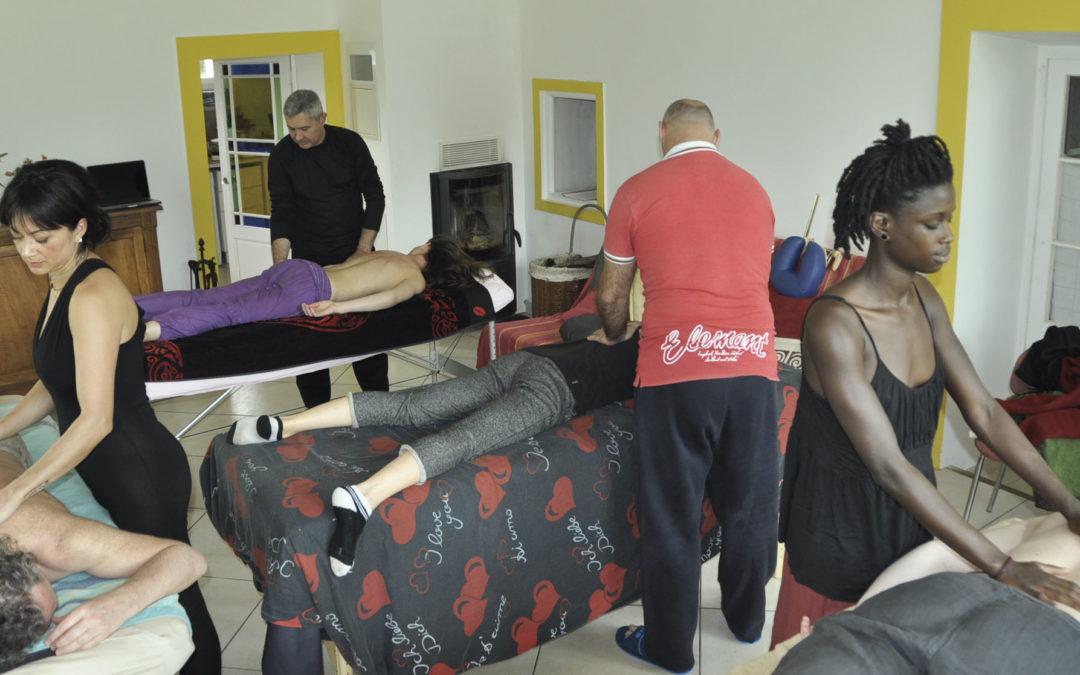 Massage – Ecole de Formation Massages